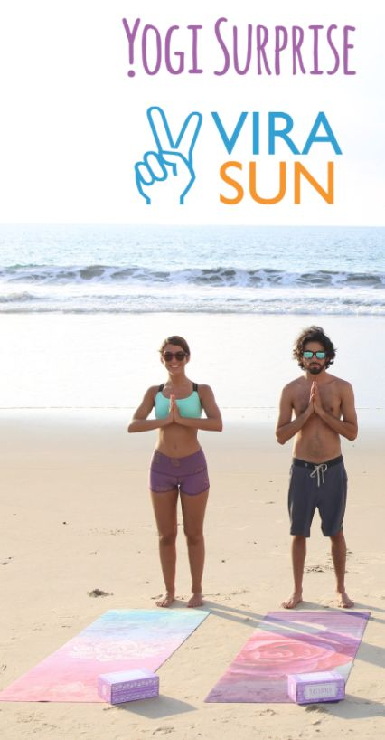 Enter for a chance to win a Yogi Surprise Winter Solstice box and a pair of Vira Sun shades, worth $428. Newsletter signup is required. Restrictions: 21 or older End Date: January 13, 2018