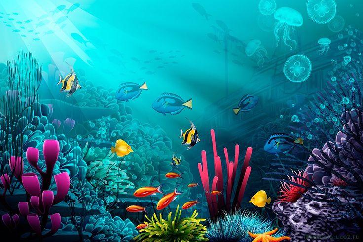 подводный мир картинки: 10 тыс изображений найдено в Яндекс.Картинках