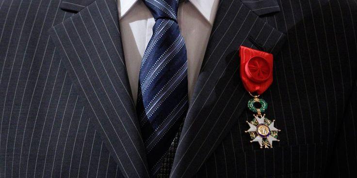 Médaille Légion d'Honneur » http://LegiondHonneur.fr