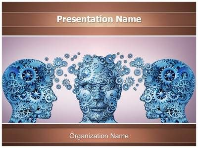 20 best Brain PowerPoint Presentation Templates \ Backgrounds - brain powerpoint template
