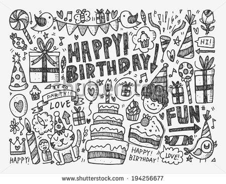 Doodle Fotos, imágenes y retratos en stock   Shutterstock