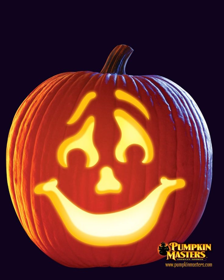 "free pumpkin design downloads | Smiley"" from Pumpkin Masters. This pattern is free! ... 