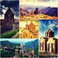 Я не знала, что в Армении так красиво)