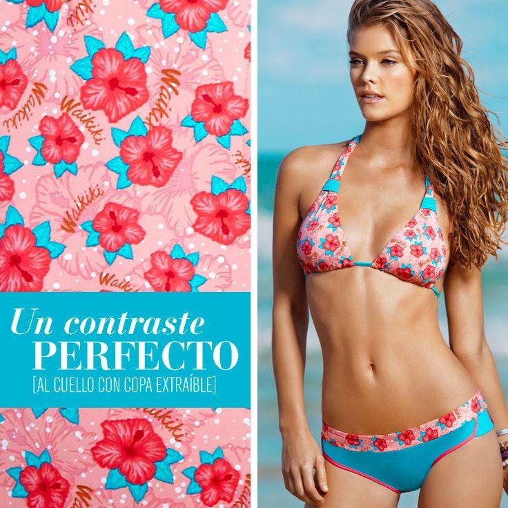 ¡En verano, el magnetismo de una mirada bajo el sol se mezcla con la seducción de los diseños de nuestros trajes de baño #Leonisa! #VeranoLeonisa2013 y #PicanteColorCurvas