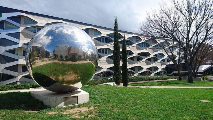 Australian National University ANU by Kyle Brothers