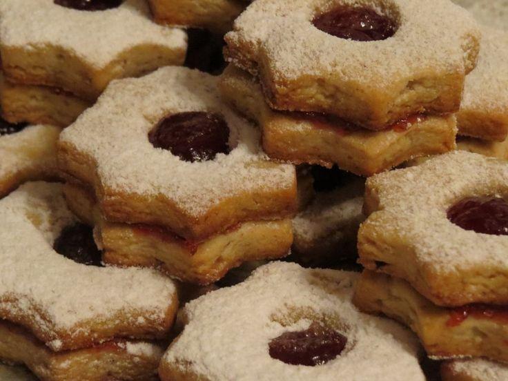 Марафон новогоднего орехового печенья продолжается. Соседи по дому уже жестоко страдают от невероятно притягательного аромата ореховой выпечки и невозможности…