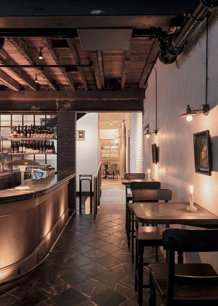 Freds Bar By ACME CO