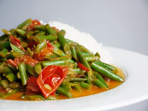 Tumis Buncis (Indonesian Green Beans)