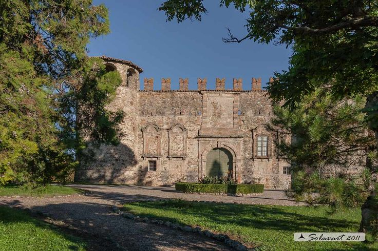 Castello di Statto (Val Trebbia) - castelli del Ducato Parma e Piacenza