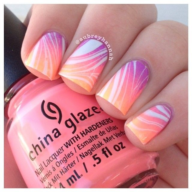 25+ best ideas about Water Marble Nails on Pinterest | Marble ...