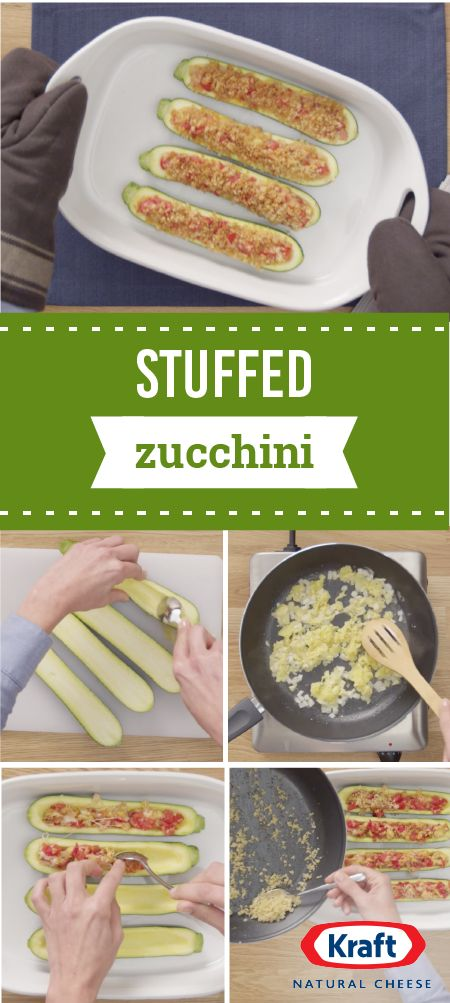 Stuffed Zucchini - Fill this seasonal vegetable with tomatoes, onions, bacon, and cheese. Then, top with golden-brown panko crumbs to add even more flavor to your dinner table. Also, this recipe is ready in just 45 minutes.