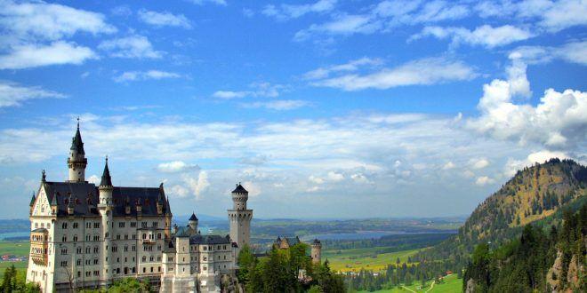 Neuschwanstein kastély - őrület vagy zsenialitás? – Világutazó