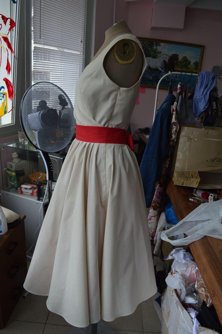 VINTAGE-TREND  Платья для выпускного вечера в стили СТИЛЯГ! Индивидуальный пошив, все размеры, американский 100% хлопок.