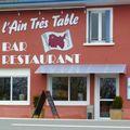 lAin Très Table Jayat Jeu de mots Humour Photo Restaurant Devanture