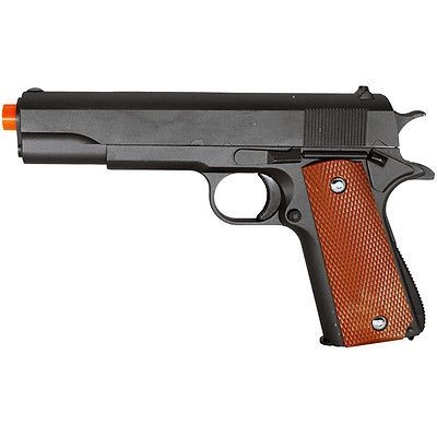 nice UKARMS G13 METAL GUN MILITARY M1911 SPRING AIRSOFT PISTOL w 6mm BB 250 FPS - For Sale Check more at http://shipperscentral.com/wp/product/ukarms-g13-metal-gun-military-m1911-spring-airsoft-pistol-w-6mm-bb-250-fps-for-sale/