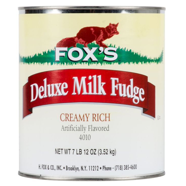 Shop Fox's Hot Fudge Ice Cream Topping #10 Can. In stock at a low price and ready to ship same day from WebstaurantStore.