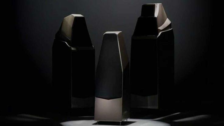 Announcing Sabrina - Wilson Audio's newest floor-standing loudspeaker!