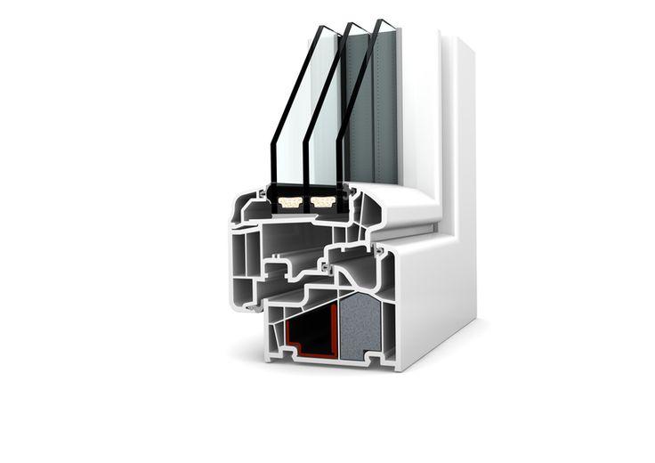 Internorm KF410 Ambiente - Finestra in PVC per Case Passive - Il Miglior Rapporto Qualità/Prezzo