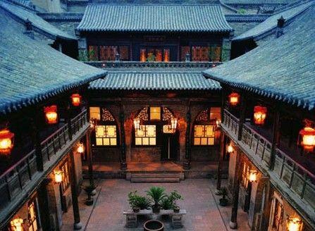 Pingyao Ancient Village, Pingyao, China