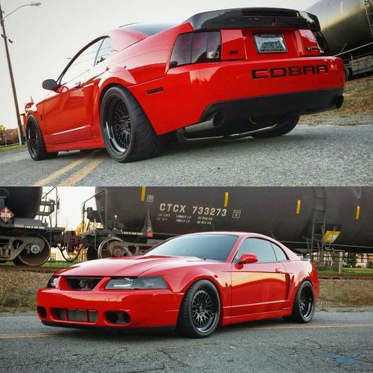 2004 Ford Mustang Cobra SVT