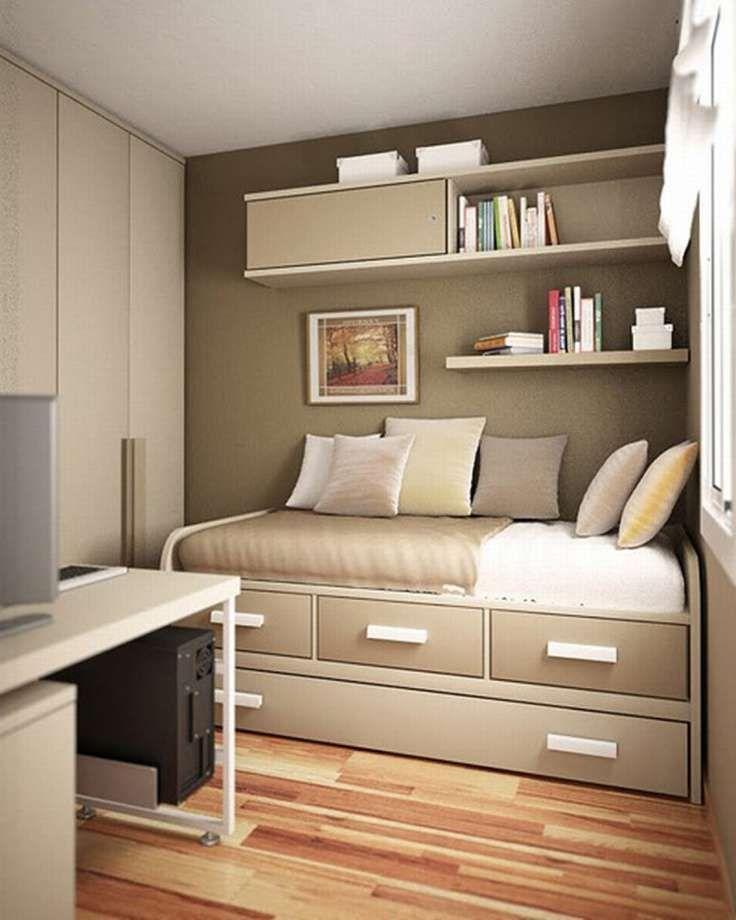 Se você está procurando por inspiração de como decorar quarto pequeno. aqui vai uma dica aproveite os espaços.  Entrem em contato conosco(11)5080-2525.