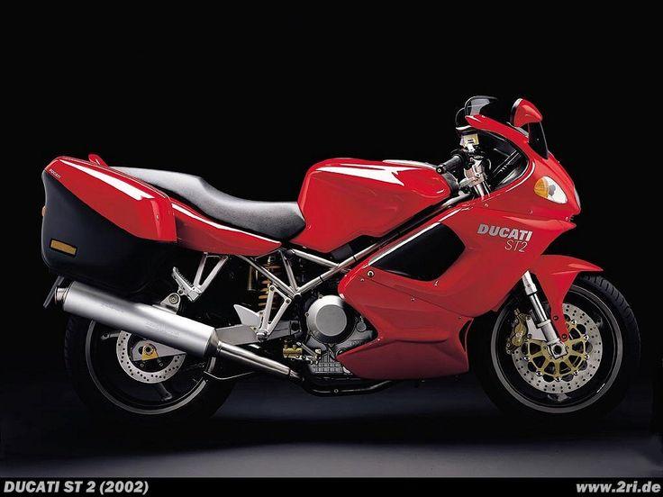 Ducati ST 2 (2002) - 2ri.de