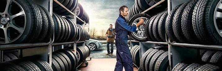 Original-Reifen und Original-Kompletträder zum AKtionspreis  Bis zum 31.03.2014