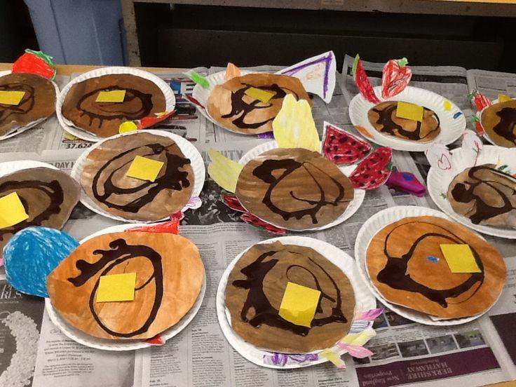 pancake crafts for preschoolers kindergarten eric carle pancakes dunbar hill school 616