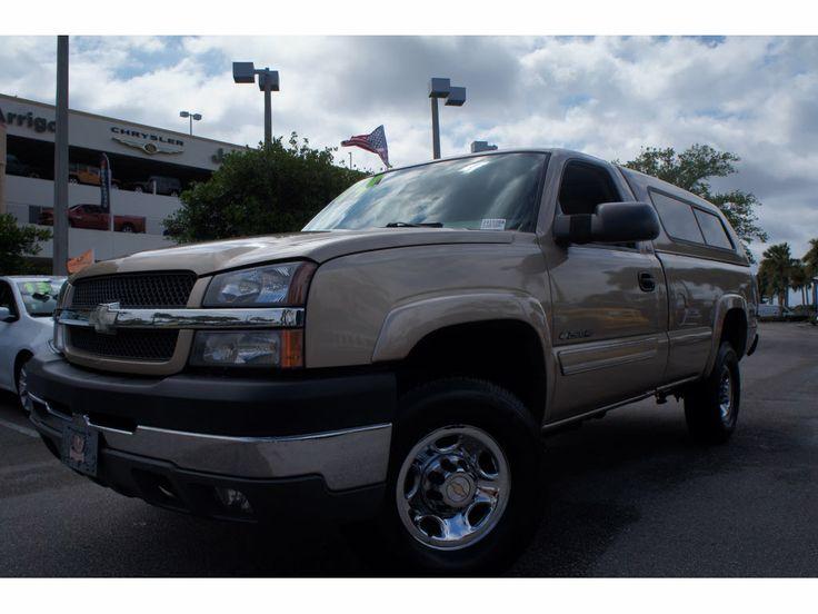 Used 2004 Chevrolet Silverado 2500HD  For Sale | West Palm Beach FL 57k $11000