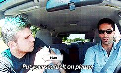 "When Nev bullied Max into safety. | The 15 Gayest Nev And Max Moments On ""Catfish"""