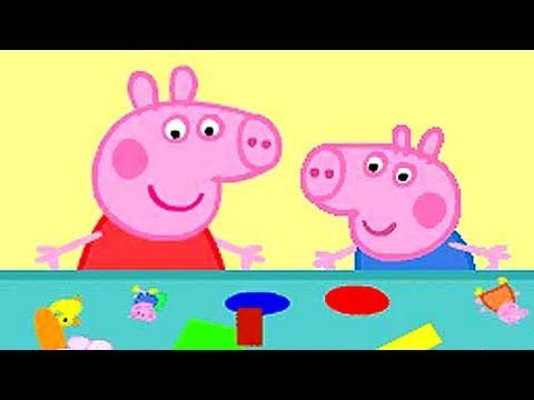Peppa Pig Full Episodes English Episode & Games Compilation Pocoyo TV
