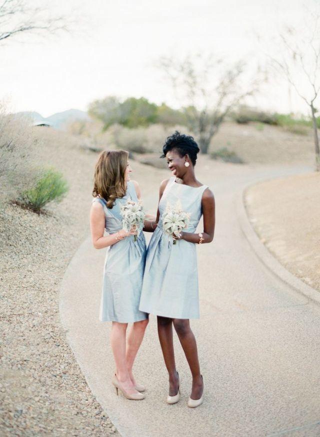Bruidsmeisjes jurken: wat wordt de stijl? | ThePerfectWedding.nl