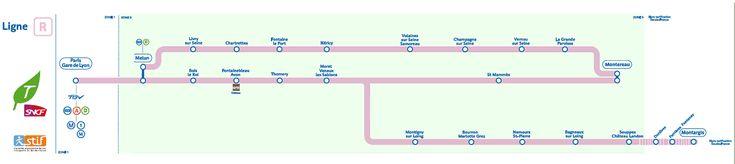 Découvrez comment se rendre de Paris à Fontainebleau en train, les conseils, ce que les horaires ne disent pas et l'arrêt secret quelque part en forêt.
