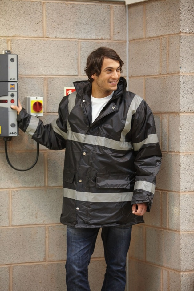 Yoko Security Jacket - Under £16