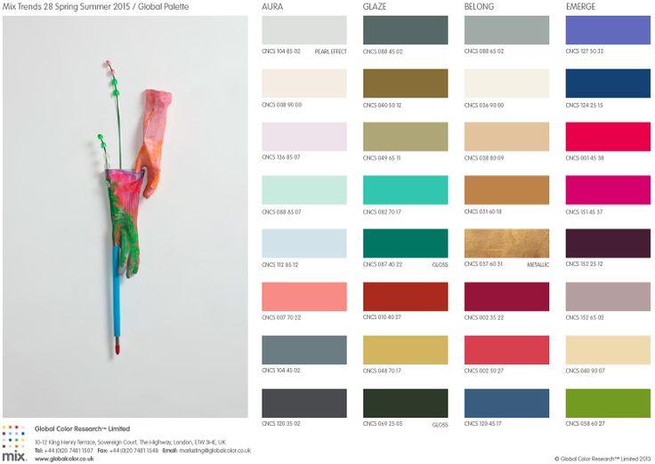 227 best color trends images on pinterest color palettes color