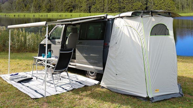 rear and side tents for Campervans and Minicamper | Van ...