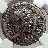 MACRINUS 217AD Antioch Tetradrachm Authentic Ancient Roman Coin Aquila NGC i59870 http://realhistory.co.place/macrinus-217ad-antioch-tetradrachm-authentic-ancient-roman-coin-aquila-ngc-i59870/