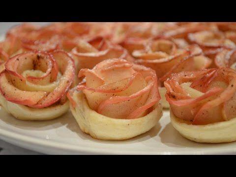 Яблочные розы - YouTube