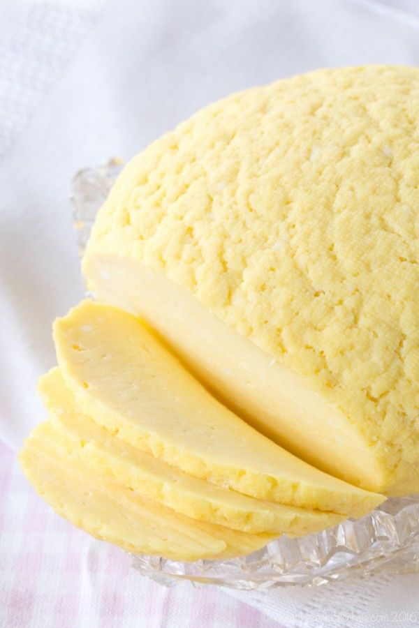 Hrudka - my generations old family recipe for the traditional Ukrainian Egg Cheese for Easter   cupcakesandkalechips.com   gluten free, low carb