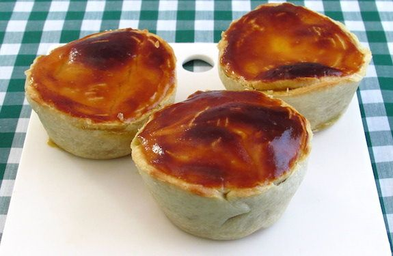 Mini seafood pie | Food From Portugal