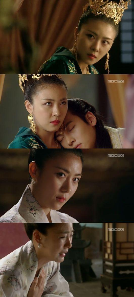 ※この記事にはドラマのストーリーに関する内容が含まれています。今や「奇皇后」のハ・ジウォンが恐い。天真爛漫で世間知らずで、愉快だったキ・スンニャン(ハ・ジウォン)は時が過ぎ、王宮の中の険しい権力闘争… - 韓流・韓国芸能ニュースはKstyle