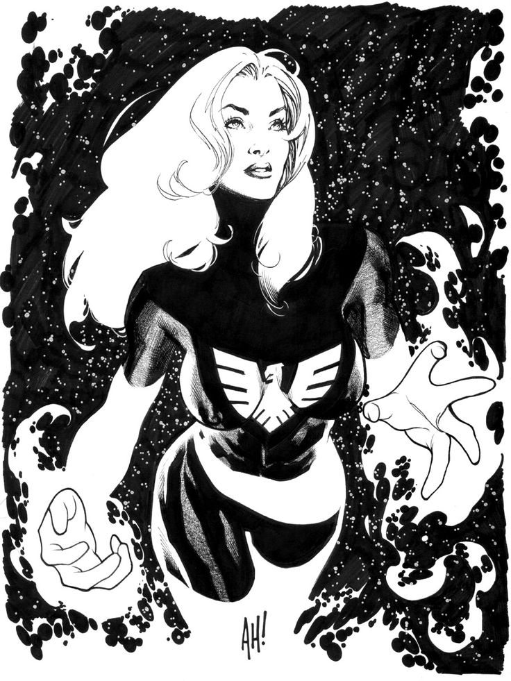 Phoenix by Adam Hughes