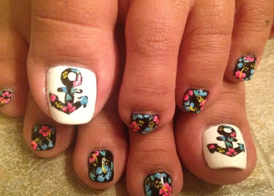 I'm so doing this on my toes