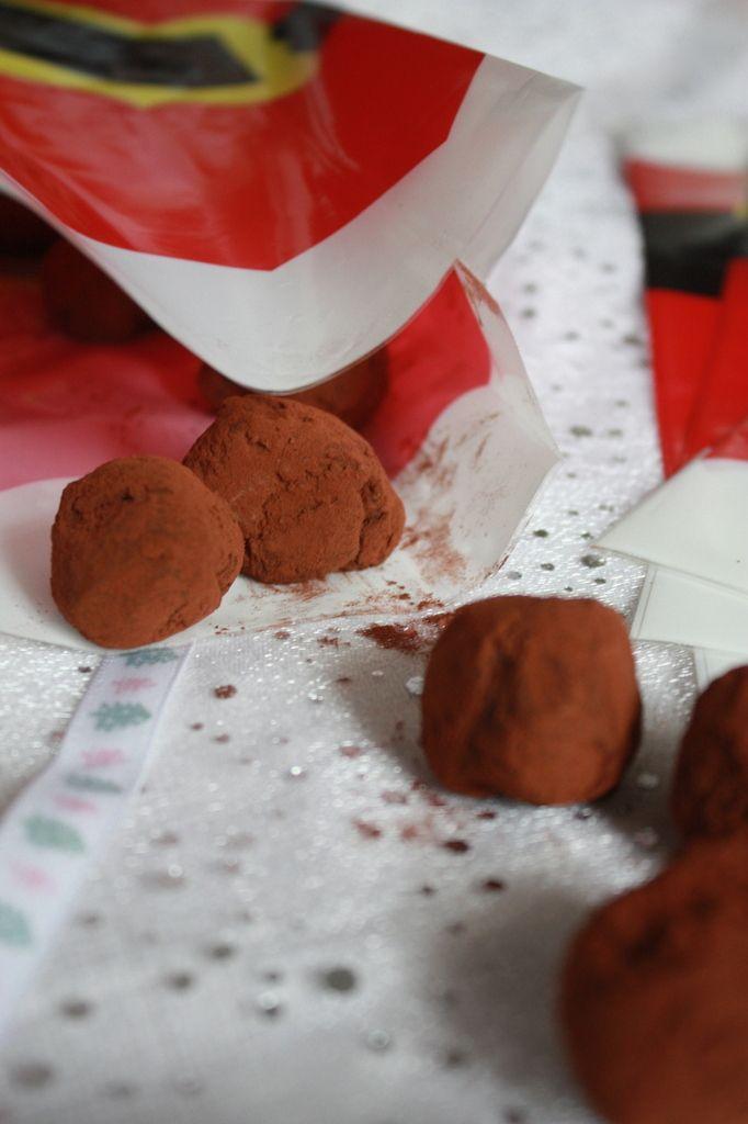 Truffes au Nutella®.