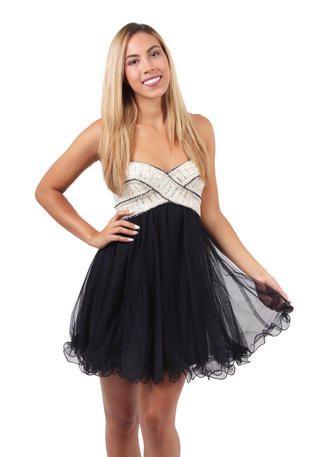 237 best Fun and flirty! images on Pinterest   Dressy dresses ...