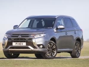 Mitsubishi offers 6500 off Outlander PHEV in scrappage scheme deal