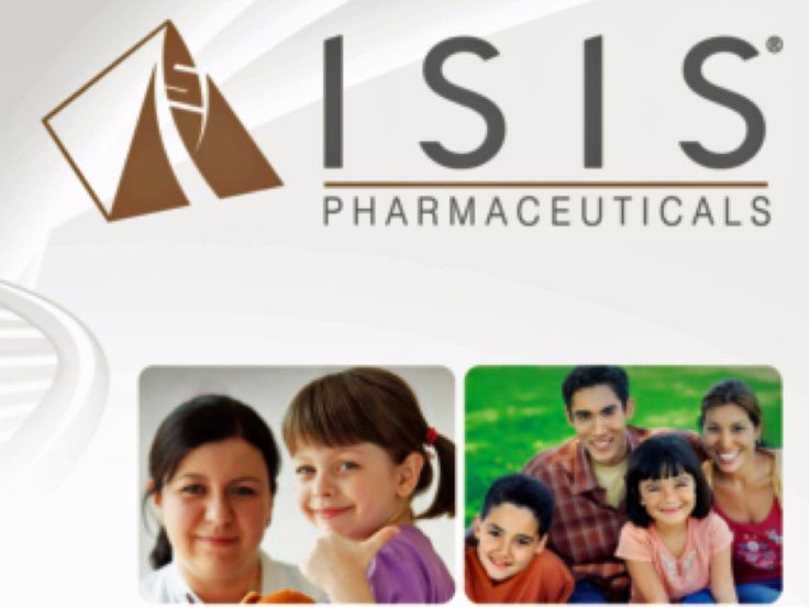 Isis Pharmaceuticals is changing its name (ISIS)