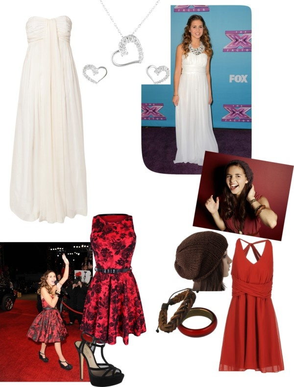 """""""Carly Rose Sonenclar look"""" by carribeanblue98 ❤ liked on Polyvore"""