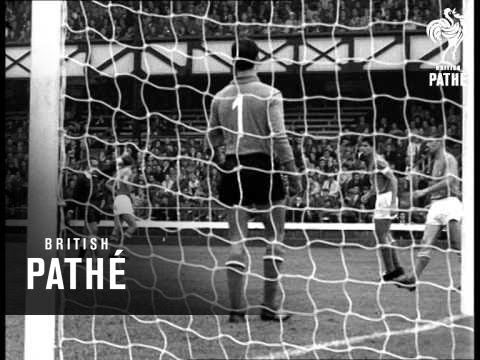 Unissued / Unused material - Story about Chile versus Italy in the 1966 World Cup Football Finals. Roker Park. Sunderland, Tyne and Wear. Various shots of pa...