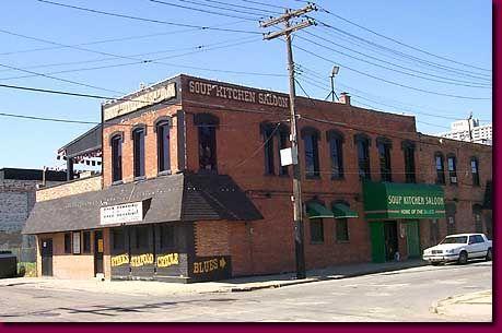 Soup Kitchen Saloon Detroit Mi